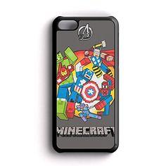 Avengers Minecraft Team AM iPhone 5c Case Fit For iPhone 5c Hardplastic Case Black Framed FRZ http://www.amazon.com/dp/B016NNQ8Z8/ref=cm_sw_r_pi_dp_C4hmwb0JKSN7V
