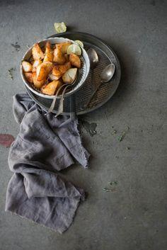 Crispy Potatoes Cajun-Style | Simply Reem