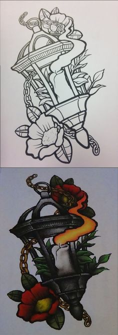 Sketches for the body - BeatTattoo.com