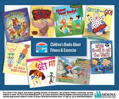 Exercise and general fitness are key parts of each child's development. Here is a selection of books from the First Book Marketplace that will help educate young children/students about why they need to stay fit. Social and Emotional Learning. All of these books are available for qualified educators and programs at http://www.fbmarketplace.org/health-and-wellness/