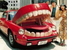 10 Pictures Of Crazy Looking Cars