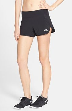 The North Face 'Eat My Dust' Running Shorts available at #Nordstrom