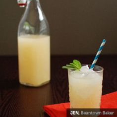 May Kitchen Challenge Results: Ginger Ale