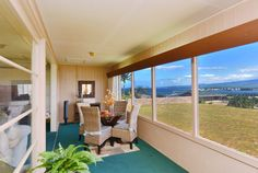 Amazing setting and views for this large, 3 bed/2 bath double-tiered lot with 1950s classic Kama'aina home at 447 Liholiho St, Wailuku. Listed by Elena Panigada, R(B), panoramic vistas span from the West Maui Mountains to Kahului Harbor, the North Shore, Haleakala and the Central Valley below. For more on this central Maui listing see MLS #367427 at www.islandsothebysrealty.com.