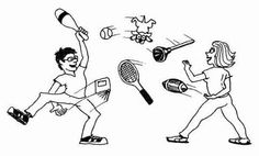 cartoon about juggling