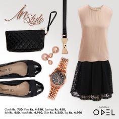 In Style!  #odel #odelstyle #odelfashion #ladieswear #thinkbig