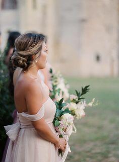 Fine Art Film Wedding Photographers in France French Chateau, Destination Wedding Photographer, Bridesmaids, Fairy Tales, Wedding Dresses, Fashion, Bride Dresses, Moda, Bridal Gowns