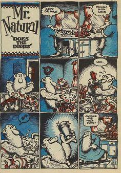 R. Crumb Robert Crumb, Comic Books Art, Comic Art, Book Art, Fritz The Cat, Underground Comics, Alternative Comics, Frank Frazetta, Concert Posters