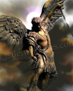 Angels, Spirituality and Pure Energy. The Seventh Angel Book will guide and help you finding your inner-light, peacefulness and methods to communicate with your guardian angels. Angels Among Us, Angels And Demons, Male Angels, Cemetery Angels, Cemetery Statues, Cemetery Art, Angel Warrior, I Believe In Angels, Shiva Tattoo