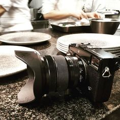 Shooting Day #xpro2 #fujifilm #hot #foodporn #instafood