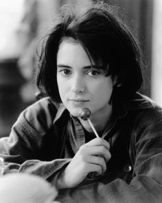 Publicity still from Welcome Home Roxy Carmichael, 1990 Wynona Ryder first crush