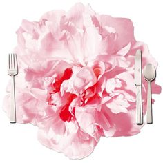 Click on the image to get the rose #peony #placemat  Placemat with photo of a #rose peony. The table place mat is printed both sides with a rose peony. Nice fore #wedding table #decorations.  Size Ø 40cm.  $5.53 - https://www.rosemarie-schulz.eu/en/placemats/426-peony-placemat.html