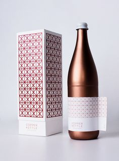 Copper Kettle Premium Beer by Sarena van Dodewaard, Canada.