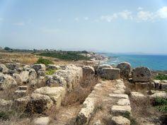 Selinunte - ruines