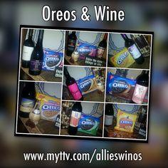 Oreos & Wine pairings