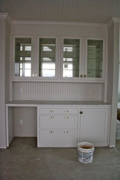 Repurpose Of The Dining Room Hutch