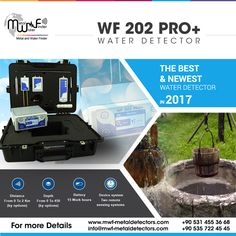 """WF 202 PRO + """" Works on scientific techniques of special electronic character and by developed software and unique."""