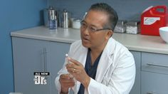 Red Alinsod explains a new procedure that promises vaginal rejuvenation without a knife. Under The Knife, Peeling Potatoes, Private Parts, Personal Chef, Beauty Junkie, Best Tv, Plastic Surgery, Bad Boys, Your Dog
