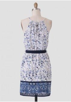 Fresh Flowers Dress | Modern Vintage Clothing | Ruche
