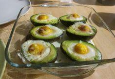 Avokádó reggelire Paleo, Keto, Avocado Egg, Pcos, Breakfast, Morning Coffee, Beach Wrap, Avocado Egg Boats, Paleo Food