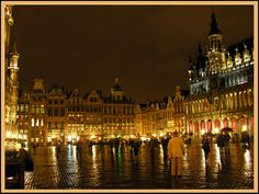 https://flic.kr/p/8VXZtY | Grand'Place Brussels