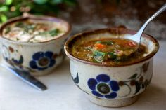 Lentil and Escarole Soup Recipe on Yummly