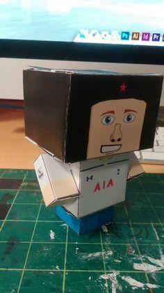 Cubecraft design of matt @andrewgower97