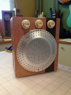 To cigar box amp