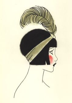 Art Deco Girl