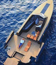 "15.9k Likes, 46 Comments - OnlyForLuxury (@onlyforluxury) on Instagram: ""EVO 43 Speed Boat by @northropandjohnson | #OnlyForLuxury"""