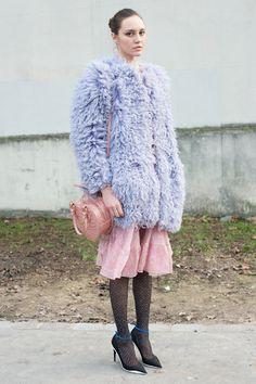 FASHION » 冬だからこそのファッション! ファー特集 - NYLON.JP