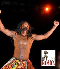 Idrissa Camara director of Ballet Nimba