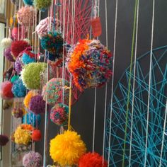 yarnbombing.  can't knit or crochet for the life of me, but i bet i could make a ton of these and sling 'em in the trees...