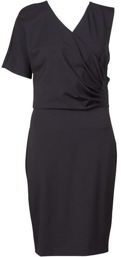958faef86e05 Ted Baker Womens Structured Asymmetric Dress Black OFF!