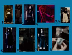 Shilo Wallace's costumes from Repo! The Genetic Opera