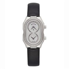 Philip Stein Signature Women's Watch, Black