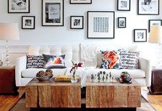 Cartoloji map-art pillows contemporary-living-room