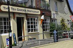 The Tea Garden Restaurant, Mallaig, Highland, Scotland, UK