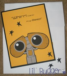 My Son ABSOLUTELY Had To Have A Wall E Themed Birthday Party This Year In Hunt For Invitation Ideas Is What I Came Up With