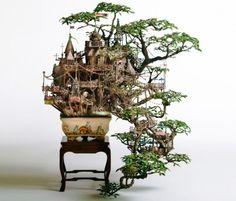 Bonsai Tree Castles
