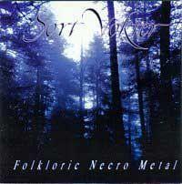 Sort Vokter - Folkloric Necro-Metal (1997)