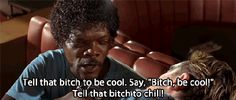 Discover & share this Tarantino GIF with everyone you know. GIPHY is how you search, share, discover, and create GIFs. Best Movie Quotes, Tv Quotes, Pulp Fiction Quotes Jules, Pulp Fiction Zitate, Quentin Tarantino Pulp Fiction, Bicentennial Man, Enjoy The Silence, Fiction Movies, Film Serie