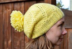 Ravelry:Hat pattern by Jocelyn Tunney/ free /, fits for eskimo-drops