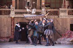 Shakespeares Globe (The_Globe) on Twitter The Shipwreck. The Tempest Globe season Summer 2013