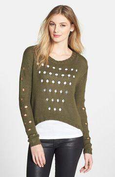 Dex High/Low Sweater   Nordstrom