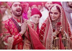 Indian bridal wear bollywood deepika padukone ideas for 2019 Indian Bridal Lehenga, Red Lehenga, Indian Bridal Wear, Lehenga Choli, Lehenga Blouse, Indian Wear, Indian Style, Deepika Ranveer, Ranveer Singh
