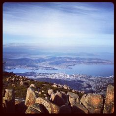 Mt Wellington sits behind the city of Hobart making it unique in Australia. No other city has a substantial mountain to provide it with leisure, walking, BMX pathways, outstanding views, a micro-climate (yes, a rain-shadow), and some of the purest water in the country for its water supply. Climbed by Charles Darwin, admired by Matthew Flinders, its Aboriginal name is simply Kunanyi but there is nothing simple about this beautiful mountain.