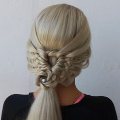Braided Hairstyles Tutorials, Easy Hairstyles For Long Hair, Hairstyles 2018, Short Hair Styles Easy, Medium Hair Styles, Gents Hair Style, Long Hair Video, Braids For Black Hair, Hair Videos
