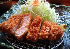 Tonkatsu, una receta de origen occidental