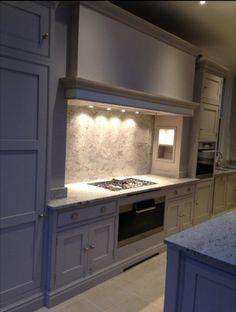 Tom Howley kitchen with Miele appliances Tom Howley Kitchens, Grey Kitchens, Bespoke Kitchens, New Kitchen, Kitchen Ideas, Kitchen Design, Dream Home Design, House Design, Kitchen Inspiration